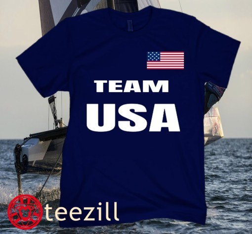 Logo USA 2021 Team T-Shirt