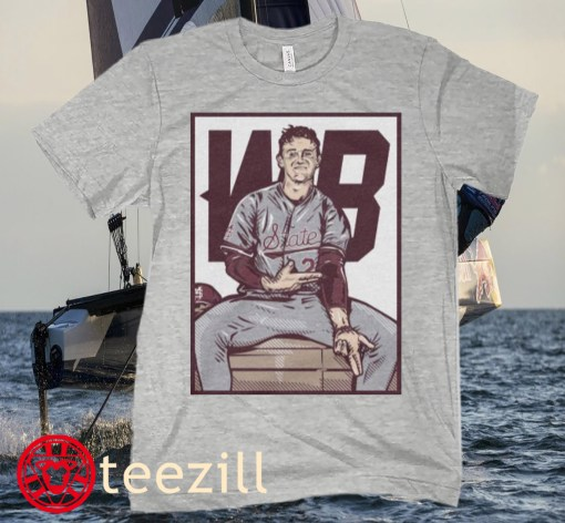 Mississippi State Dugout Portrait Will Bednar Shirt