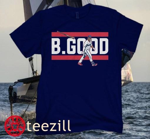 Brian Goodwin Official Shirt