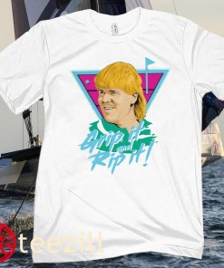 John Daly Grip It And Rip It Official T-Shirt
