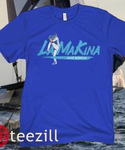 José Berríos, La MaKina Toronto's Shirt