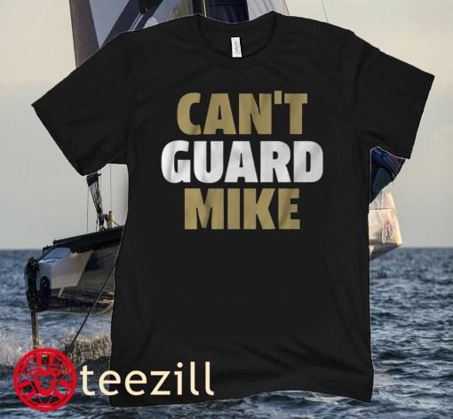 MICHAEL THOMAS CAN'T GUARD MIKE SHIRT