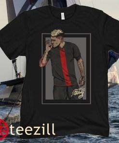 Smokin Josef Martinez ATL Tee Shirt