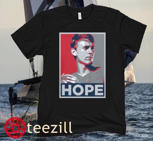 Mac Jones Football Hope Style Official T-Shirt
