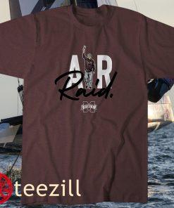 Mike Leach MSU, Air Raid Mississippi Shirt