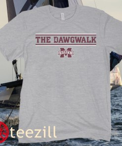 Mississippi State Bulldogs Dawgwalk Premium TShirt