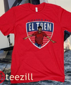 Ricardo Pepi, El Tren Dallas Soccer T-Shirts