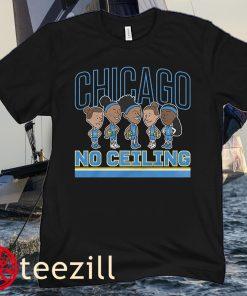 Chicago No Ceiling Women's Basketball Team Shirt