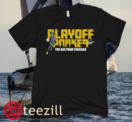 PLAYOFF PARKER THE KID FROM CHICAGO CLASSIC TEE SHIRTS