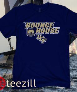 UCF FOOTBALL BOUNCE HOUSE TEE SHIRT