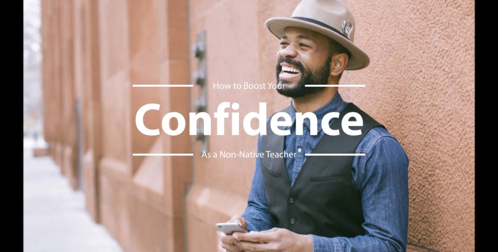 how to boost your confidence with 2 simple hacks