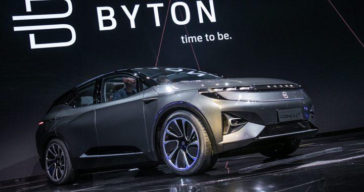 Conoce Byton, el desarrollador de los EV chinos con ojos puestos en América
