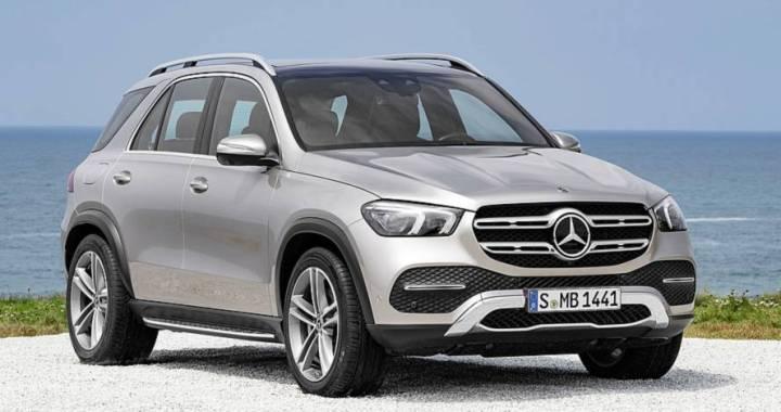 El Mercedes-Benz GLE 2020 con cuatro cilindros es más costoso que el antiguo modelo V-6