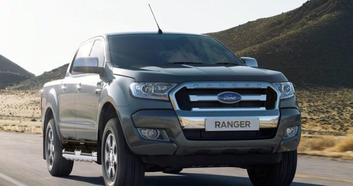 El Ford Ranger 2019 ahora se puede conseguir en un paquete oscuro