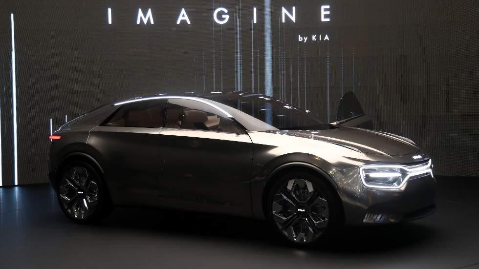 Imagine by Kia crossover eléctrico