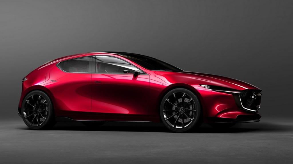 Mazda 3 2019 Hatchback
