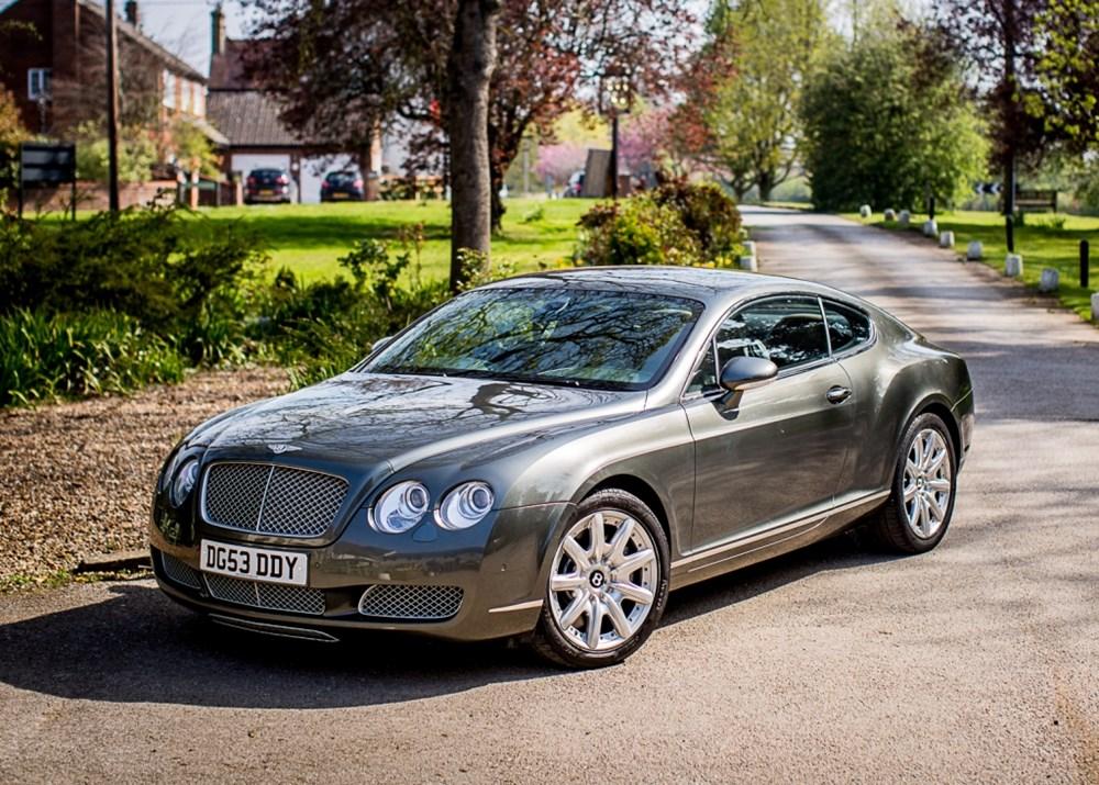 Bentley Continental GT 2003