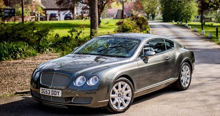Cómo Bentley logró reinventarse gracias al Continental GT