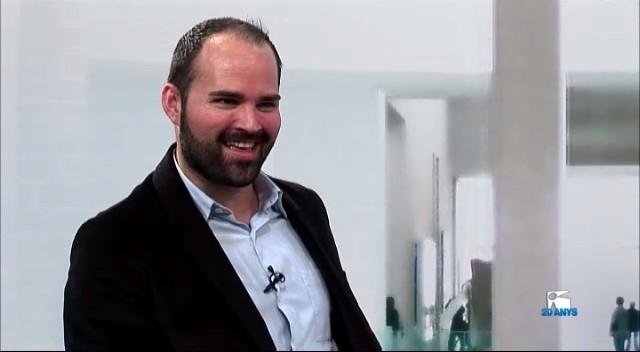 03/02 L'Entrevista: Tomás Sánchez, Presentador de DXTEF