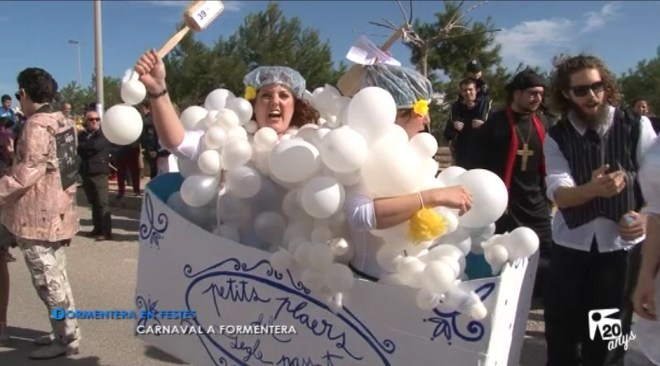 15/02 Formentera en Festes: Carnaval