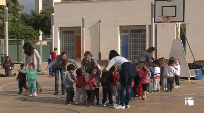 03/02 El PSOE ha anunciat que tots els boixos d'infantil i primària estan escolaritzats