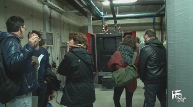 10 / 03 Nova caldera de biomassa al Complex Esportiu de Sant Joan