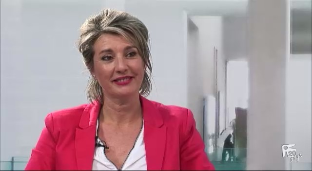 16/03 L'Entrevista: Nuria Moreno, Organitzadora de Mini Chef