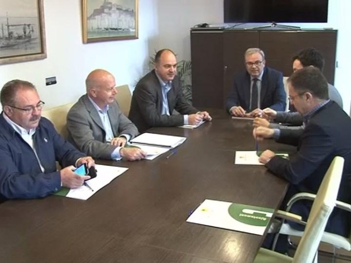 21/03 El Consell d'Alcaldes cerca solucions provisionals als embussos de Ca Na Negreta
