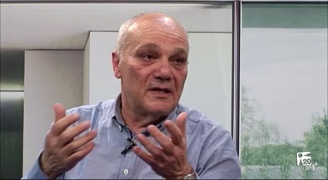 10/03 L'Entrevista: Josep Balanzat, gerent de l'Àrea de Salut d'Eivissa i Formentera