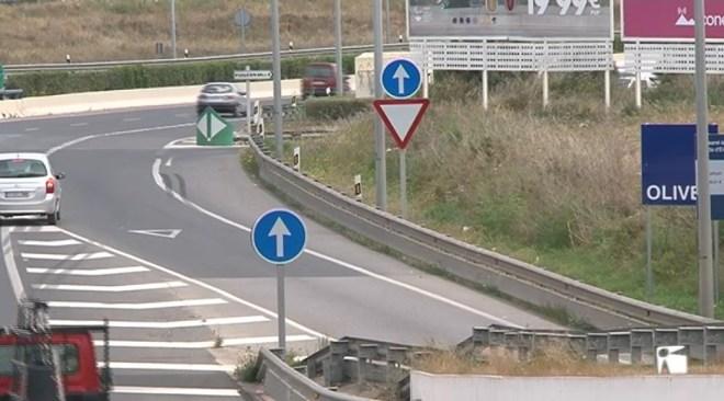18/04 Obres  i talls de trànsit a la E-20 al començament de la temporada
