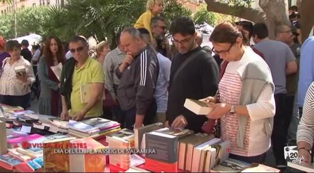 23/04 Eivissa en Festes: Dia del llibre
