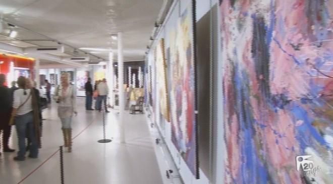 20/04 Nieves Puente, una vida de passió per la pintura
