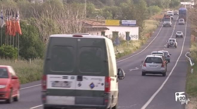 25/04 El pla sectorial de carreteres allunya els socis de govern