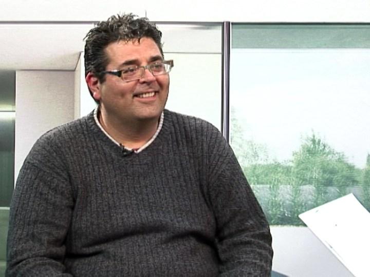 "06/04 L'Entrevista: Jesús Rumbo, presentador ""Nasió Pitiüsa"""