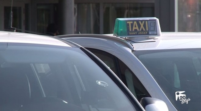 20/05 Casi 100 taxis més circularan per Eivissa aquest estiu