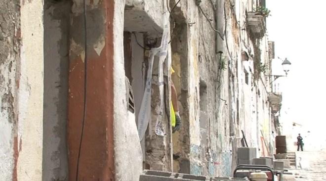 12/05 Un mur de formigó a sa Penya