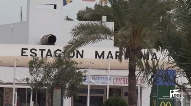 19/05 El Consell de Formentera denuncia el trasllat de l'estació als tribunals