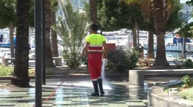 26/05 Sant Antoni aprova la contracta de neteja per 5,2 milions d'euros