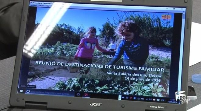14/06 Santa Eulària es vol homologar com a destinació turística familiar