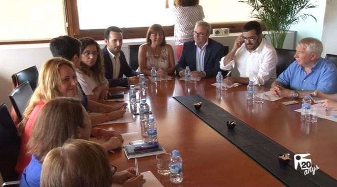 20/06 Vila i Consell avançaran dos terços del cost de l'emissari