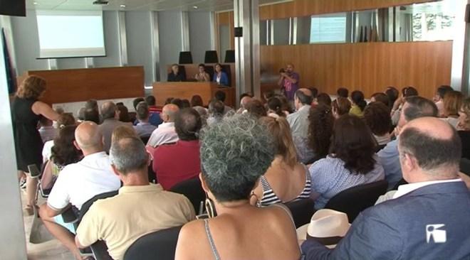 06/07 Seminari sobre l'ecotaxa al Consell d'Eivissa