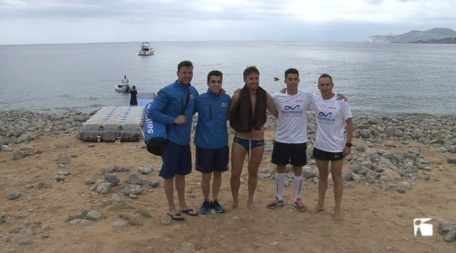 14/07 Primera etapa de la Mediterranean Challenge