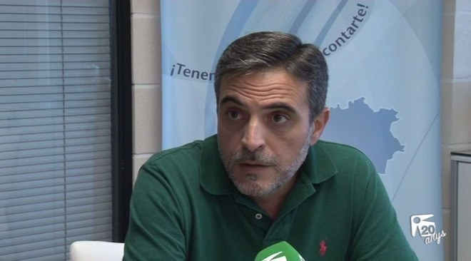 26/07 Marí Bosó crida a l'abstenció dels altres partits