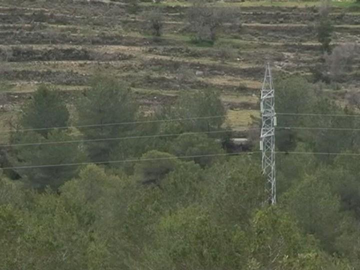 29/07 Eivissa s'uneix contra el projecte d'alta tensió a es Fornàs