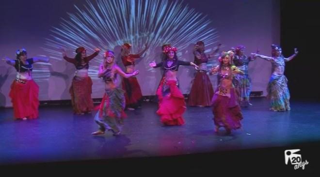 14/07 Festival de dansa oriental al Centre Cultural de Jesús
