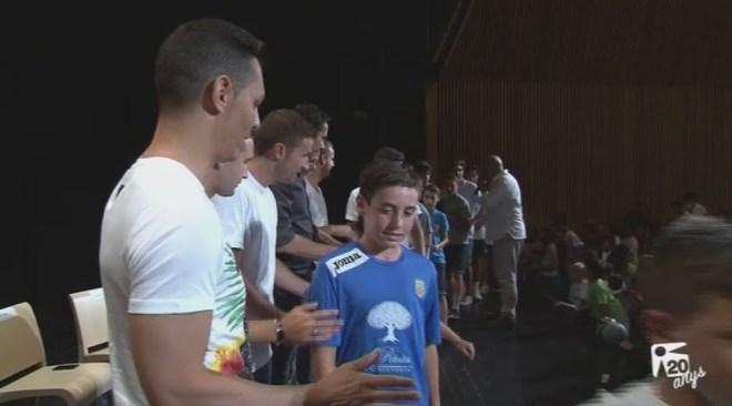 01/07 Futbolistes al Palau