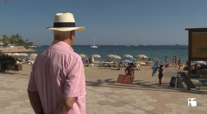 06/09 61 anys visitant Eivissa