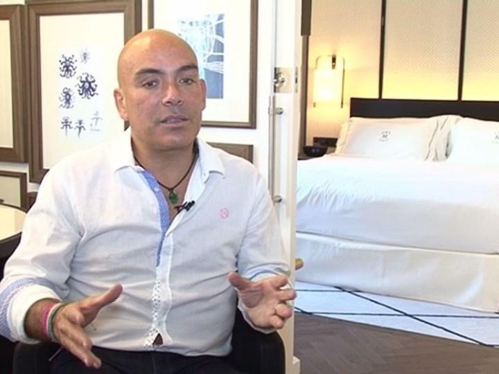 """13/09 Kike Sarasola: """"Eivissa pot morir d'èxit"""""""