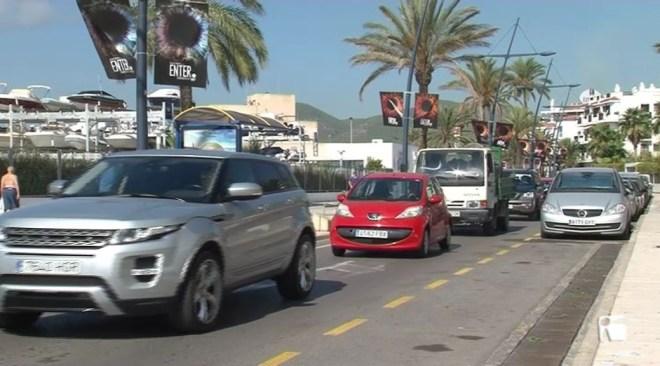 22/09 80.000 Cotxes circulen per Vila