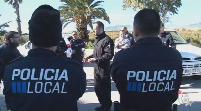 23/09 Crítiques a la delegació del Govern Central per la manca d'agents de policia local a les Pitiüses